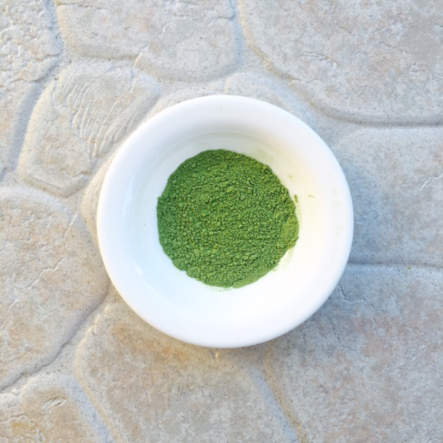 Spiruline + poudre de neem