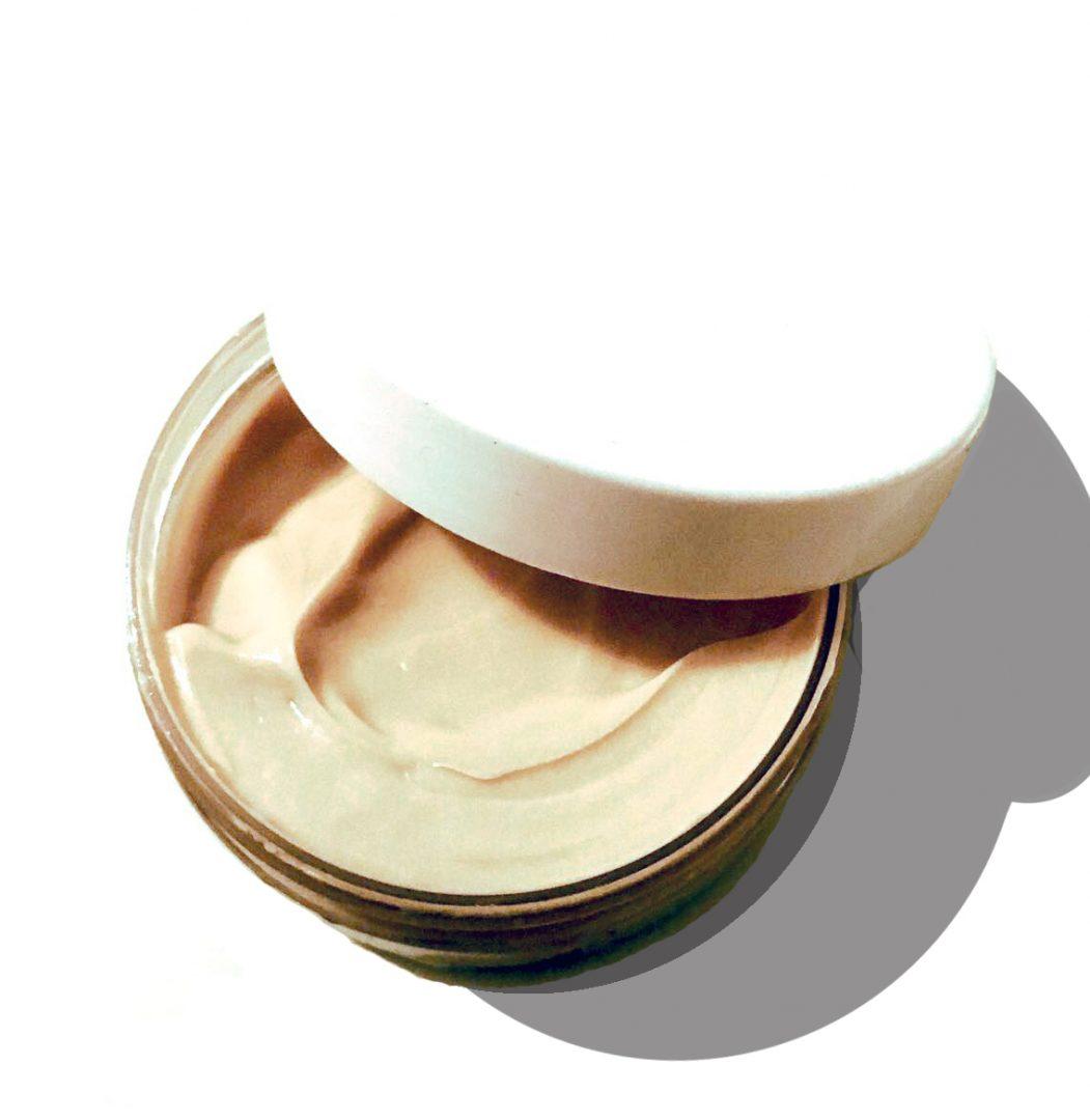 crème de nuit peaux sensibles émulsions