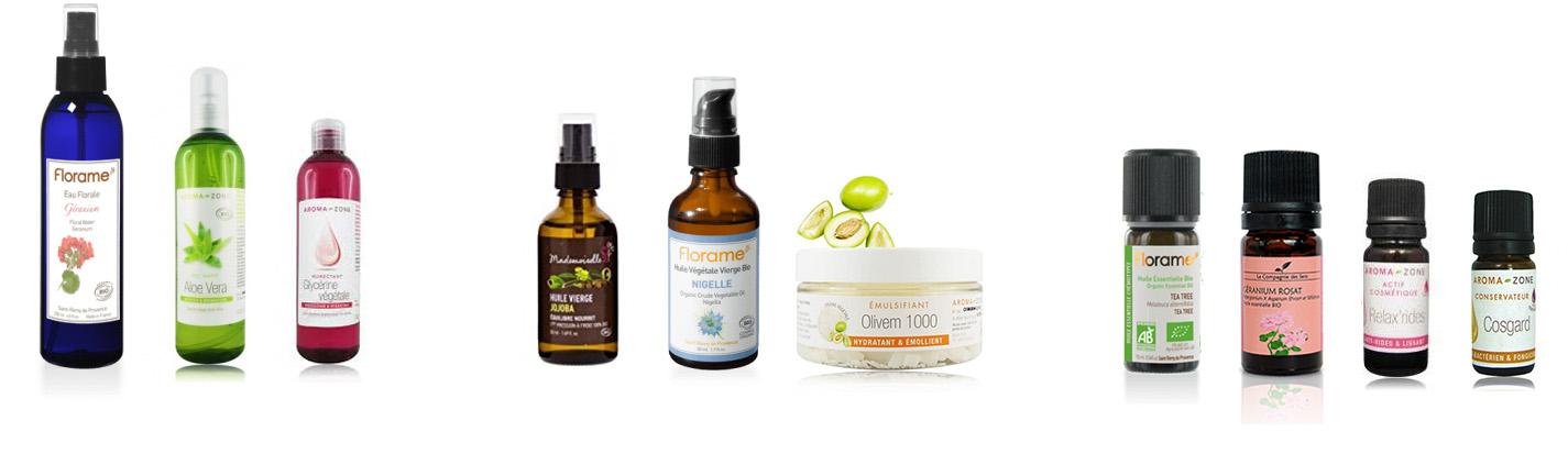 ingrédients crème peau grasse & premières rides