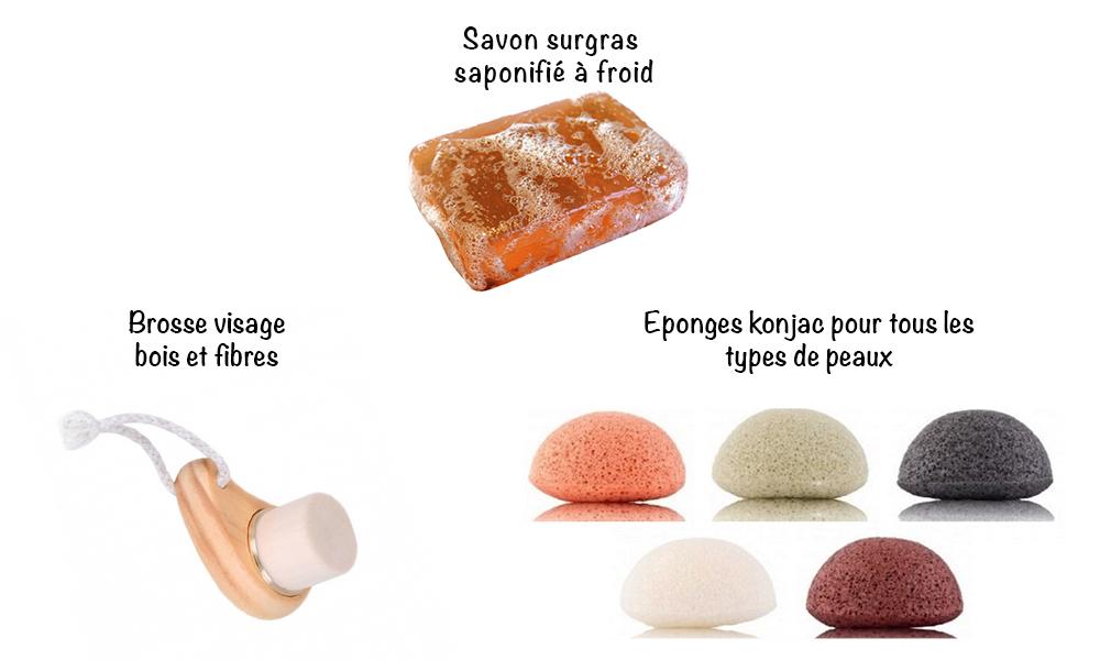 lavage visage : réduisons nos déchets cosmétiques