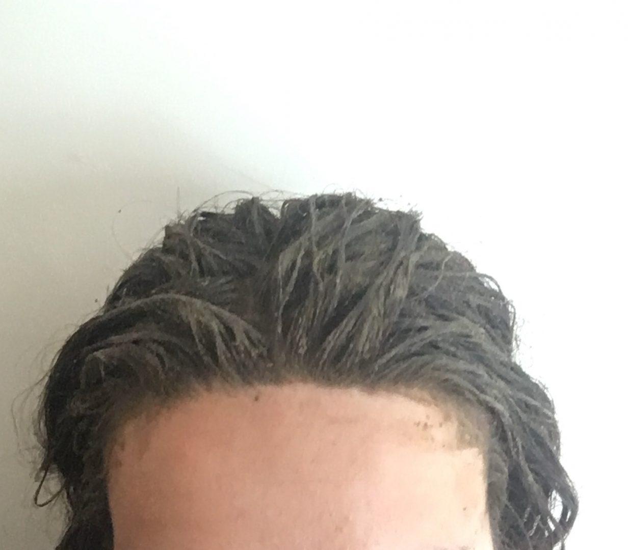 Pose aux racines du masque nettoyant aux 3 poudres ayurvédiques