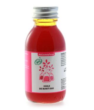 huile végétale de buriti