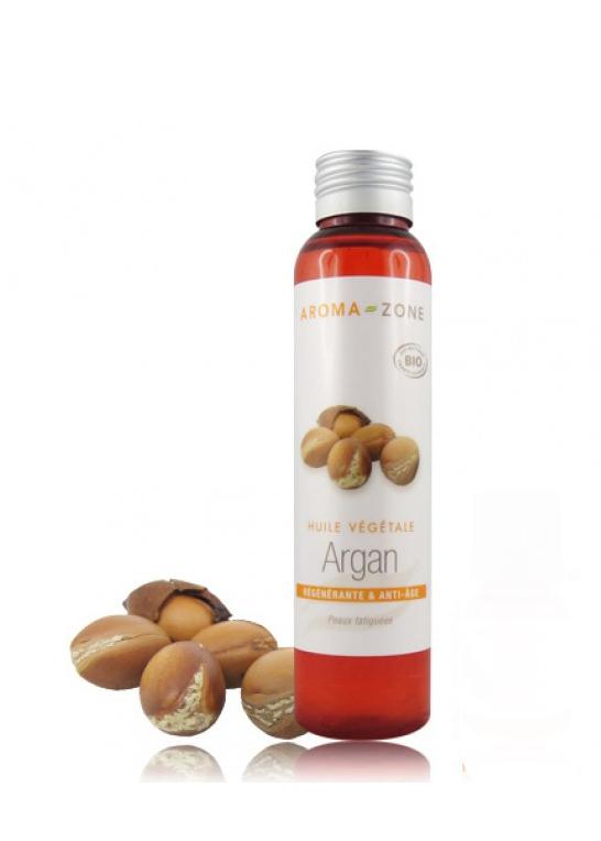 huile végétale d'argan nourrissante et protectrice