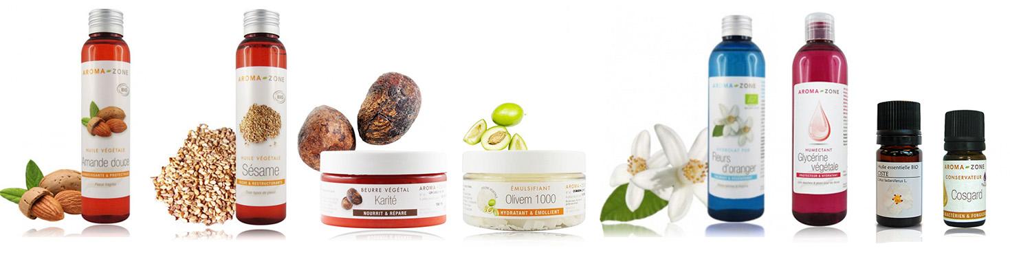ingrédients crème visage & mains peau sèche agressée par le froid