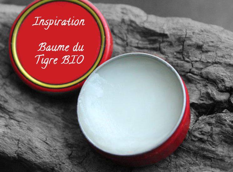 Atelier DIY baume du tigre