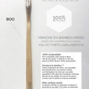 brosse à dents bambou utilisation