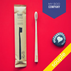 Brosse à dents bambou adulte My Boo Company