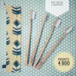 pochette de voyage brosse à dents bambou