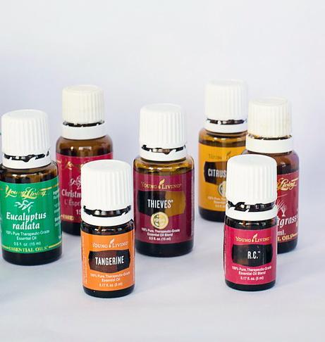 huiles essentielles baume respiratoire