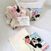 Disney carrés lavables bébé