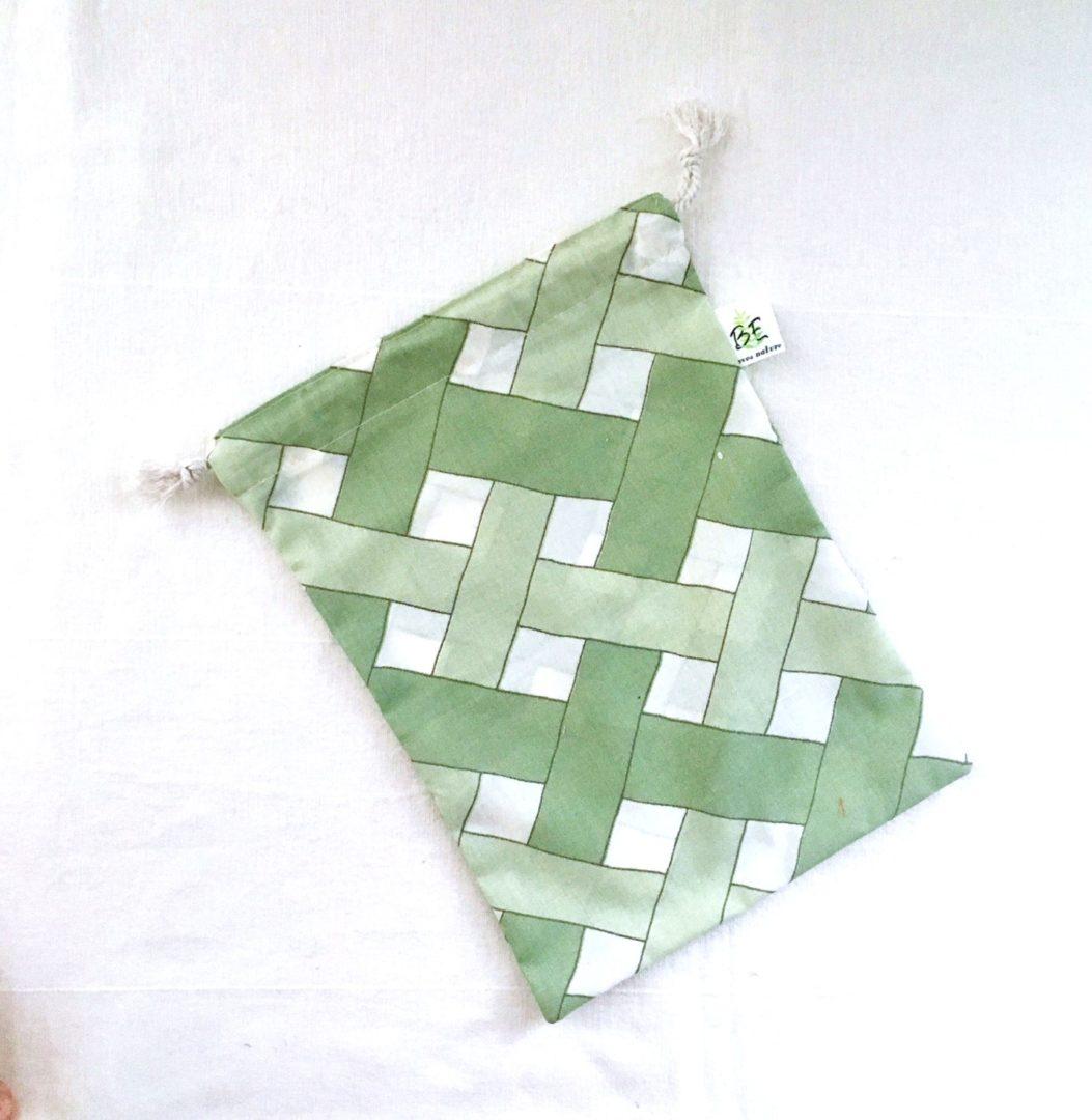 sac à vrac M bambou vert