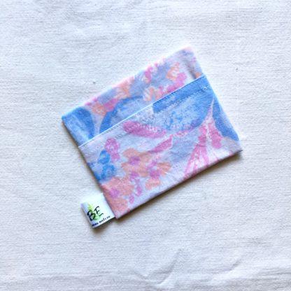 pochette à savon portefeuille Aquarelle