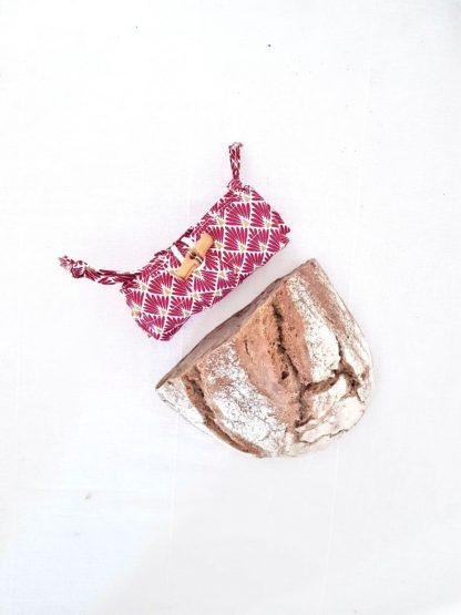 Sac à pain plié Palme